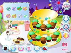 Cupcake Tower Of Yum game