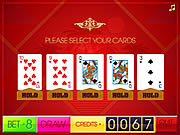 Play Video poker Game