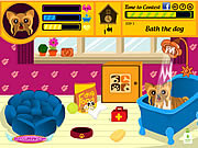 Dog Breeder Contest game