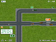 Color Traffic game