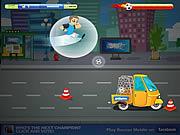 Play Gillette soccer mobile Game
