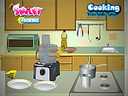 Cooking Vegetable Soup game