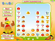 Play Happy thanksgiving Game