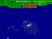 Net Fishing game