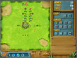 Green Protector game