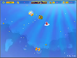 Submarine vs Aliens game