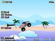 Play Truck toss Game