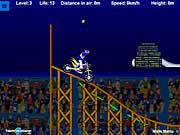 Play Stunt bike draw Game