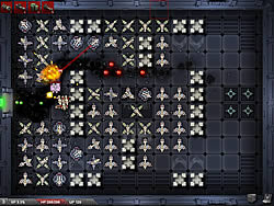 Red Storm Defence game