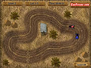 jeu Farm Race
