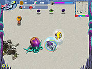 Play Creature car chase Game