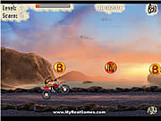 Play Nuclear bike 2 Game