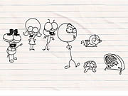 Watch free cartoon Pencilmation 8