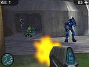 Halo - Combat Evolved game