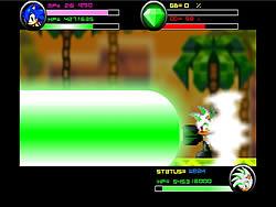 Final Fantasy Sonic X6 game