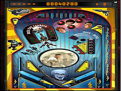Megamind Awesome Pinball game