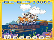 Freaky Cows game