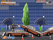 Play Cycle commando Game