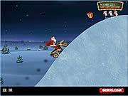 Santa Rider game