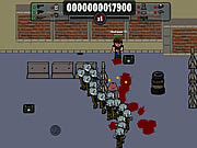 Play Undead rampage Game