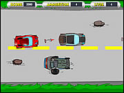 Play Road rampage Game