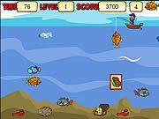 Play Freddys fishing fun Game