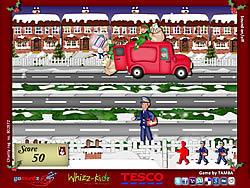 GoCardz Christmas Post game