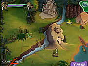 Play Scooby doo river rapids rampage Game