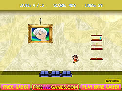 Run Shinchan game