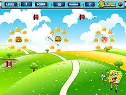 Spongebob Arrow Shooting game