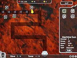 Mars 2180 game