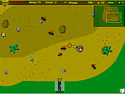 juego Bug Hunter - Survival