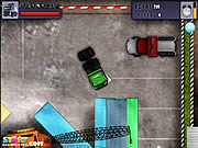 Play Heavy truck parking Game