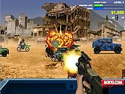 juego Warzone Getaway
