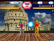 Play Angel fighters Game