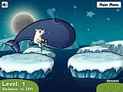 Polar Pogo game
