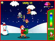 Grab Christmas Gifts game