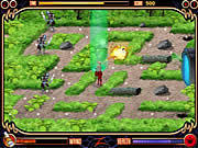 Power Rangers - Gates of Darkness game