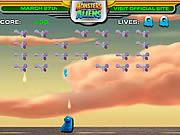 Play Monsters vs aliens galaxhar attacks Game