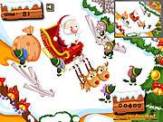 Play Christmas sledge garage Game