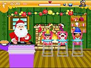 Santa's Cook game