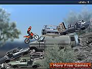 Hardcore Bike game