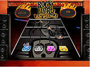 Play Rock hero Game