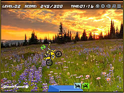 Hillblazer FMX game
