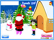 Find Christmas Gifts game