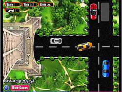 Parking Around The World game