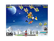 Play Gunrox santa vs elves Game
