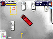 Play Xmas truck parking Game
