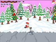 Mountain Maniac Xmas game