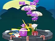 Santa's Tower: Red Beard Attack game